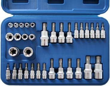 Kunzer 2 x Zubehörsatz zu Mini Schleifer /& Polierer 7MPM05 3-teilig