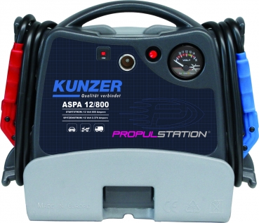 AKKU-START ASPA 12/800 AKKU-Start 12V mit Ladestation AC/DC